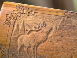 Relief Carving of an Elk Training DVD