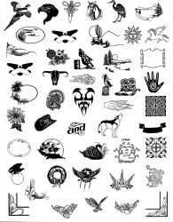 Mega Clip Art Collection 6,500 designs