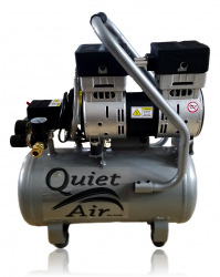 3/4 HP Air Compressor Quiet Air Only 60 decibles